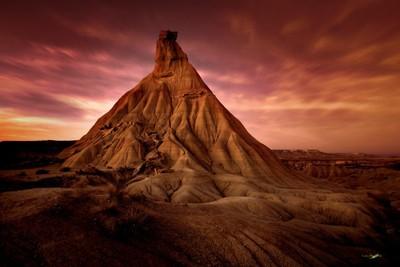 Desert Lights of Castil de Tierra