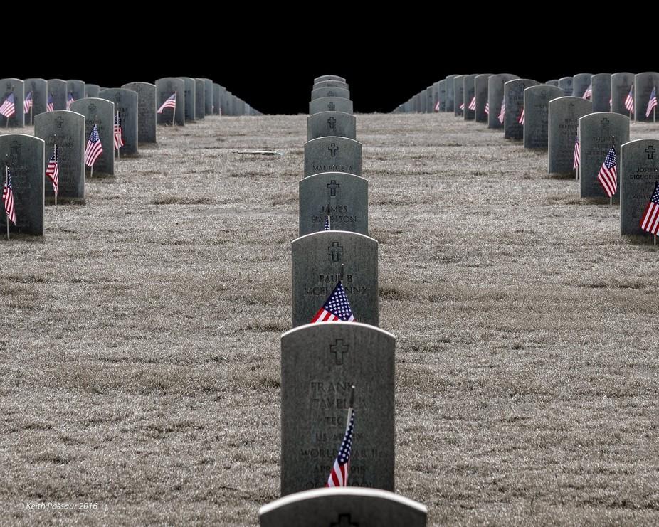 Bushnell FL National Cemetery