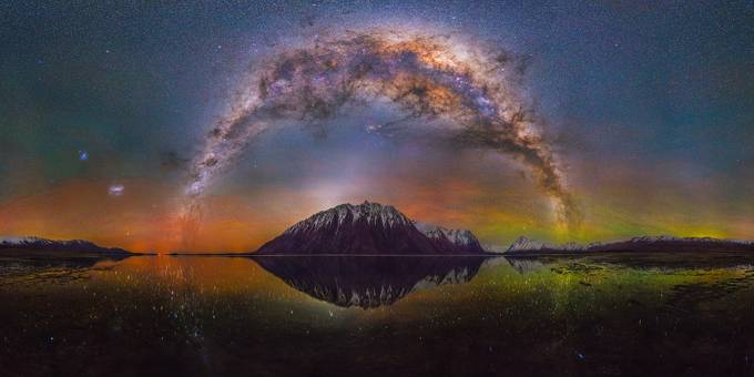 Cyclopean by PaulWilsonImagesNZ - Sweeping Landscapes Photo Contest