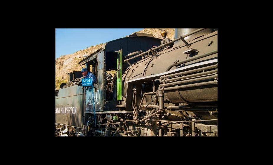 Railroad to Durango, CO