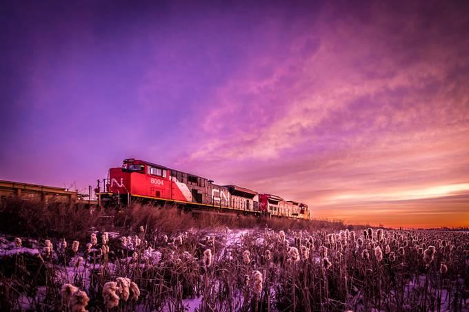 Trains And Railroads Photo Contest Winners