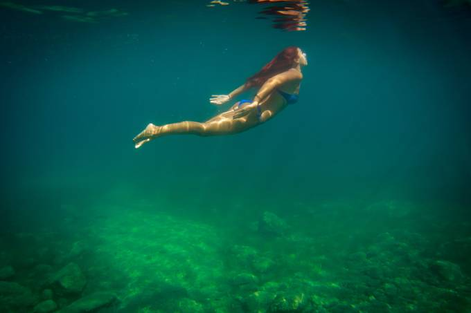 My very own ariel mermaid by panoslykourgiwtis - People And Water Photo Contest 2017