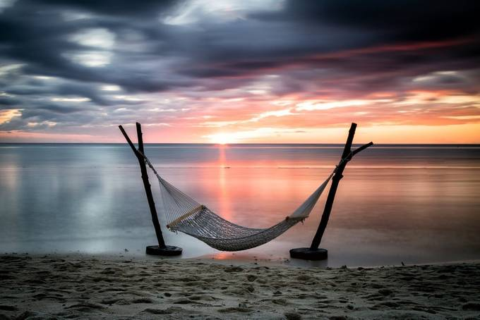 Hammock with a view by mike0759 - The Zen Moment Photo Contest