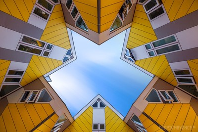 Kubuswoningen - Rotterdam (NL)
