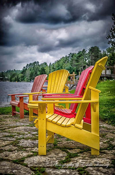 Lake side comfort-