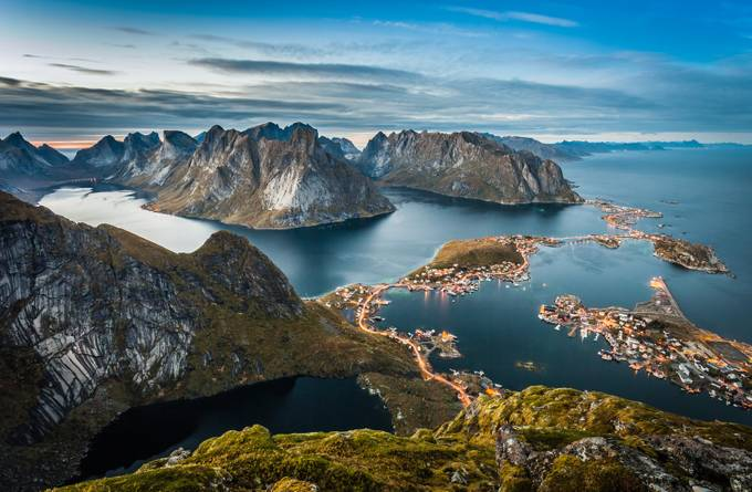Fantastical Lofoten by jamesaustrums - Islands Photo Contest