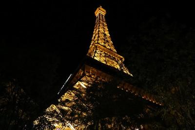 Vegas Paris Casino Eiffel tower #2