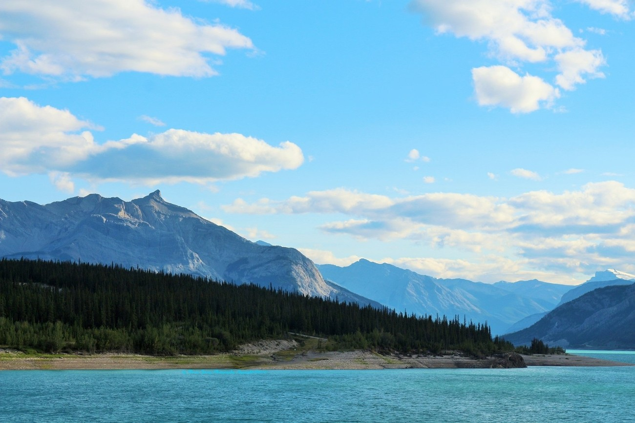 Big Horn & Abraham Lake