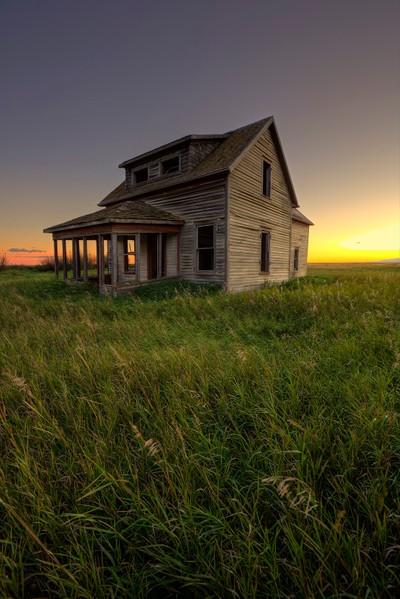 Twilight Homestead