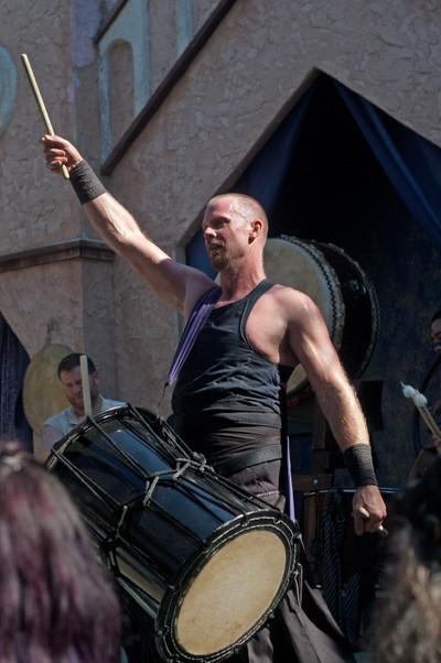 Cu Dubh Guest drummer