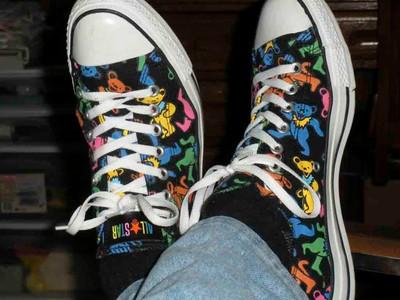 Dancing Bear Sneakers