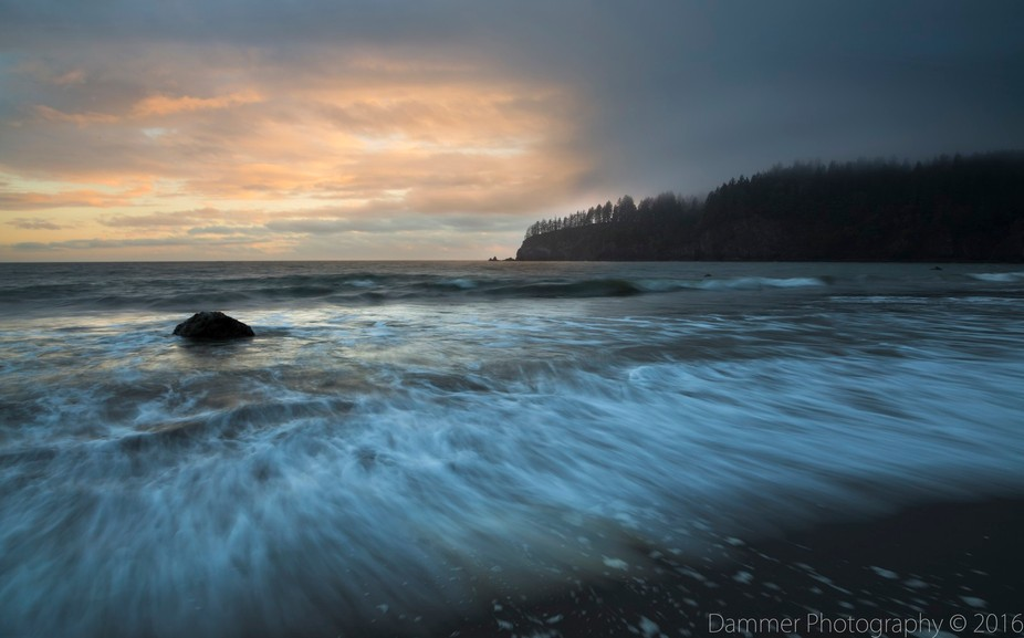 The Washington coast is so famous for being absolutely breathtaking. Much to my chagrin I&#03...