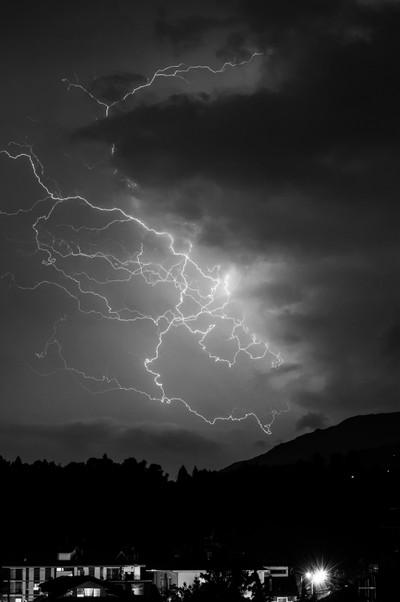 The Black Lightning