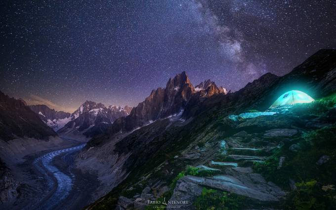 Green Way by Fabio_Antenore - Creative Travels Photo Contest