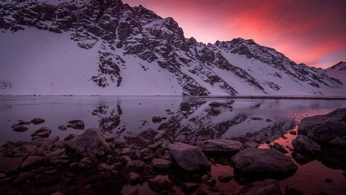 Last light on Laguna by rcscharf - The Zen Moment Photo Contest