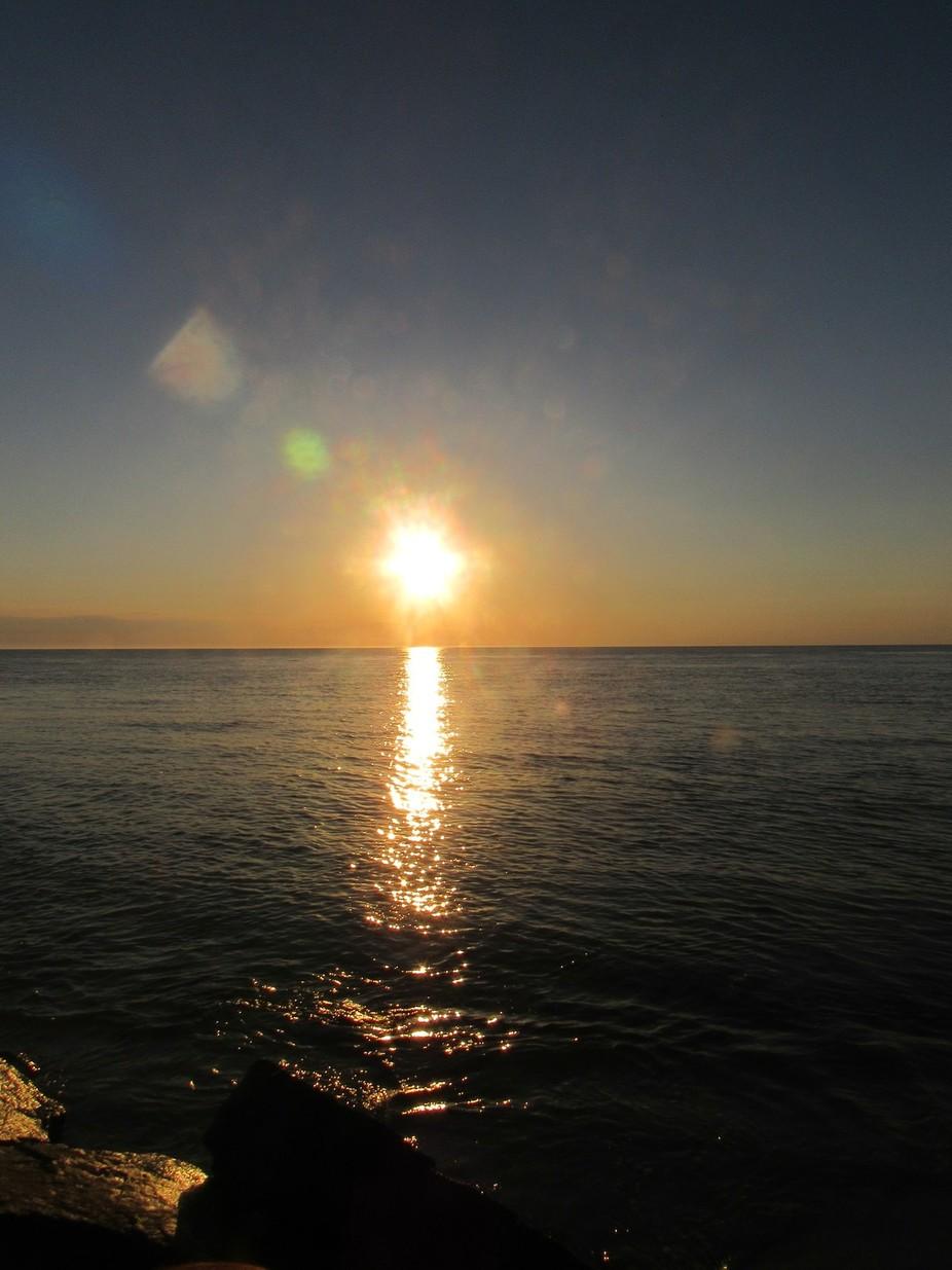 Taken at Sunset Beach South Jersey,