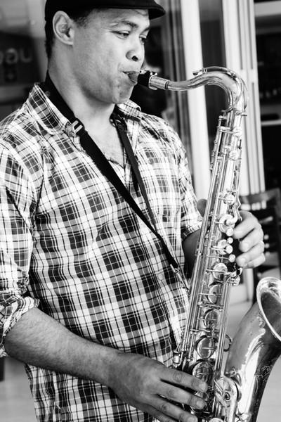 That Saxophone guy