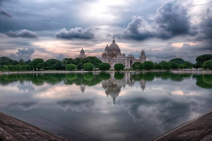 Victoria Memorial by Subrata79 - Explore Asia Photo Contest