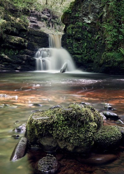Brecon Beacons - Henryhd Waterfall