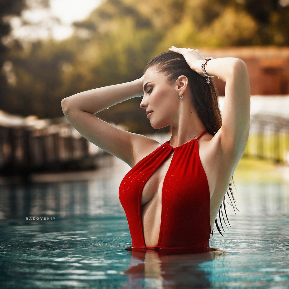 Malibu beach by yurarakovskiy - Sexy Photo Contest