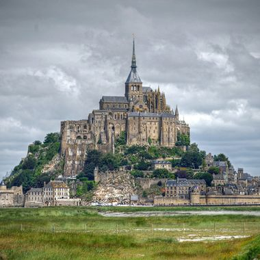 Mont Saint Michel, Normandy - The France Collection