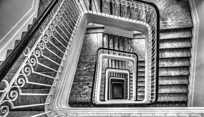 STAIRWAY by puck - Stairways Photo Contest