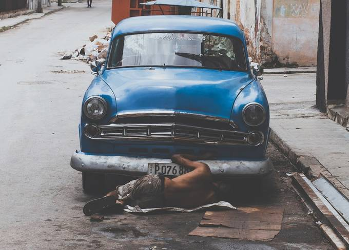 LukeGram-CubaII by lukegram - Awesome Cars Photo Contest