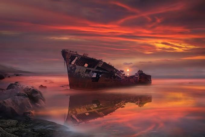 11y after tsunami by joecas - Large Photo Contest