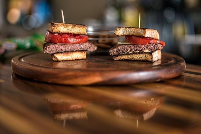 Burgers.. by elenapardini - My Favorite Dish Photo Contest