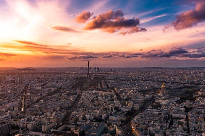 City of Magic by sakevanpelt - Paris Photo Contest