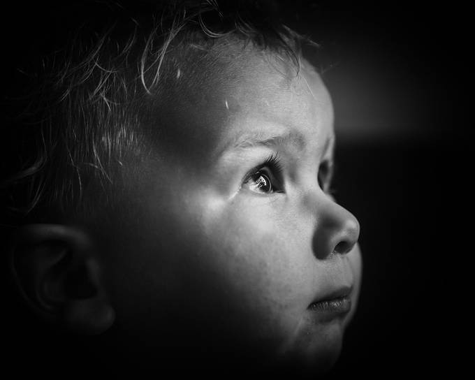 Wondering by anders_samuelsson - Baby Face Photo Contest