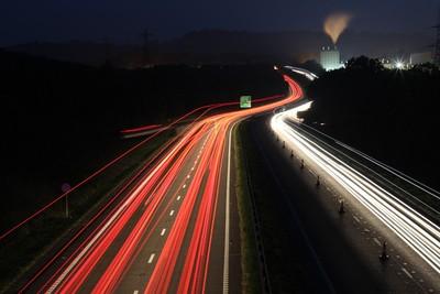 Motorway madness.