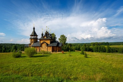 Church of Pavel and Petr
