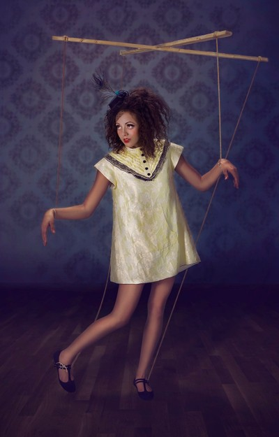 Yellow Marionette