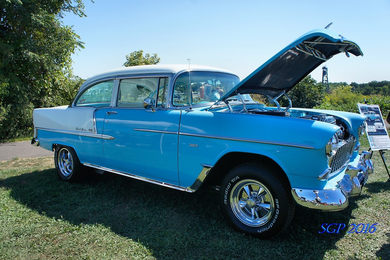 From the Car show in Lorain during the Labor Day Celebration