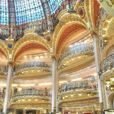 Galeries Lafayette, Paris - The France Collection