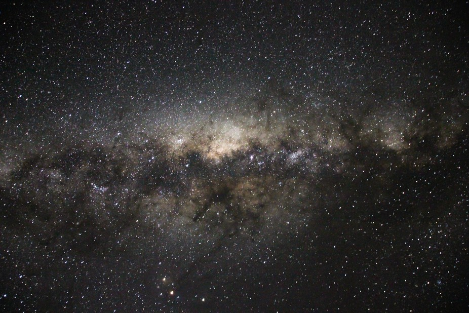 Milky Way in Mildura