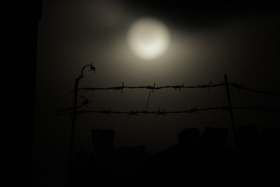 Imprisoned darkness