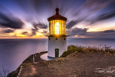 The Pastoral Lighthouse of Makapu'u