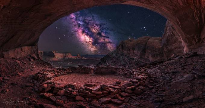 False Kiva by taylorfranta - Sweeping Landscapes Photo Contest