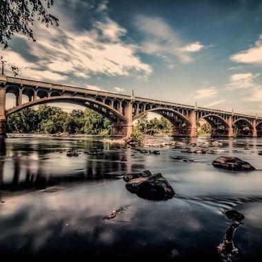 Gervais St Bridge