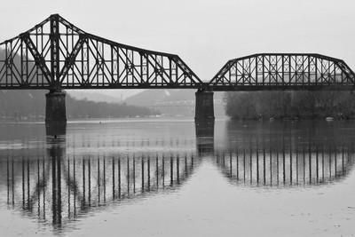 Bridge Over Allegany River