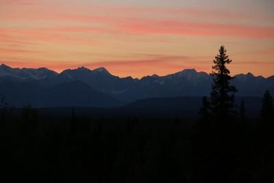 Twilight at Denali