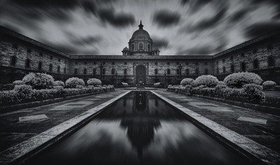 The Presidents Palace _SinCity Edit