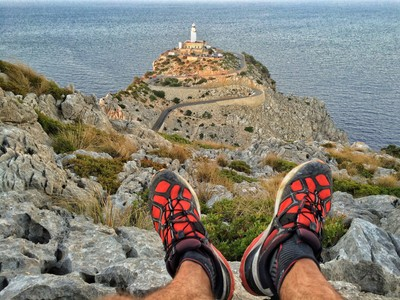 Waiting for the sunset at Cap de Formentor