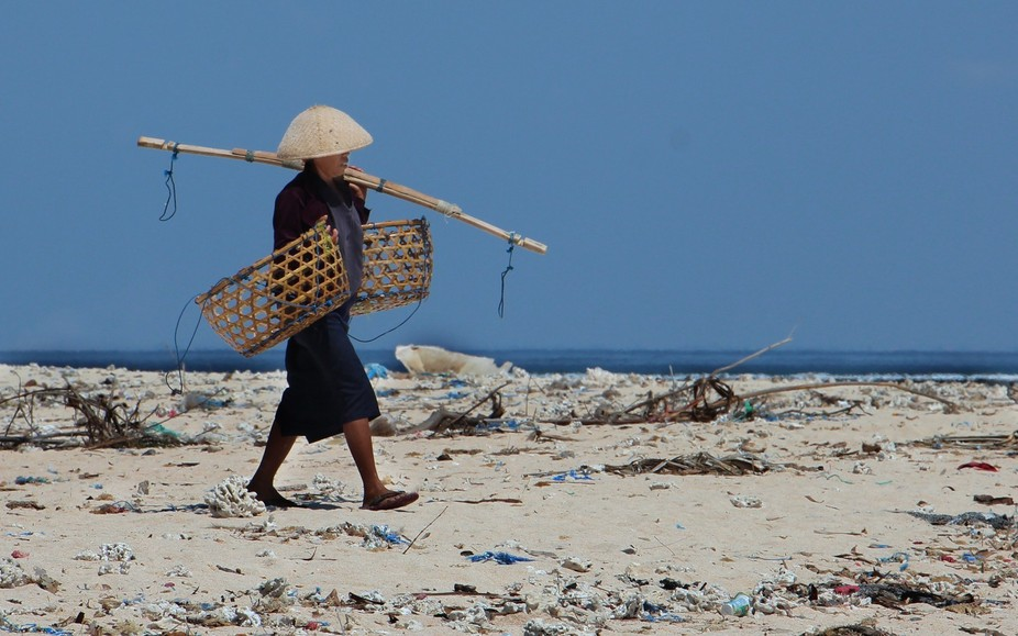 The Beach at nusalemboga