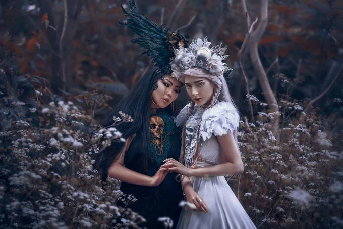 Creatures of Terabithia by gracealmera - A Fantasy World Photo Contest