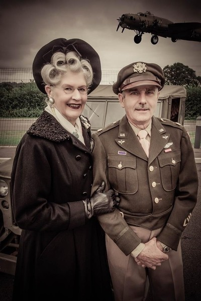Wartime Couple