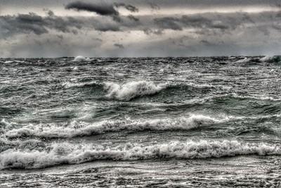Angry Lake Superior