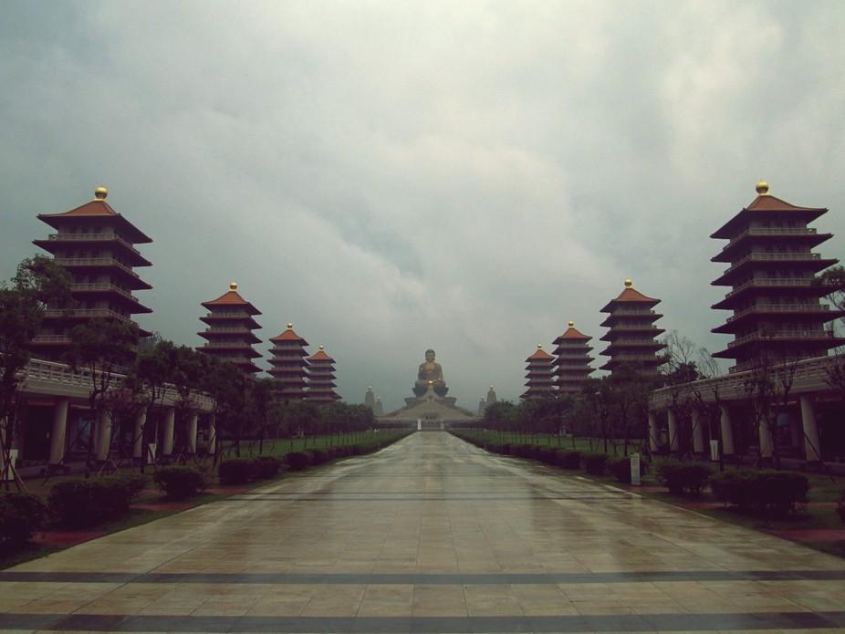 佛光山佛陀紀念館 Fo Guang Shan Buddha Museum, Kaohsiung, Taiwan